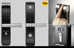 Yale YMF40 Biometric Lock