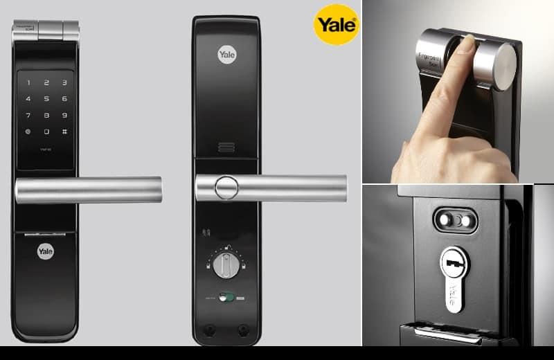 Yale YMF40 Biometric Lock