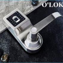 Khóa cửa vân tay O'lok H2200