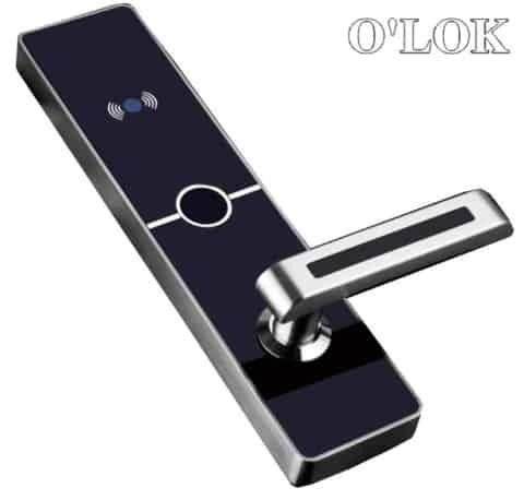khóa khách sạn o'lok HT801