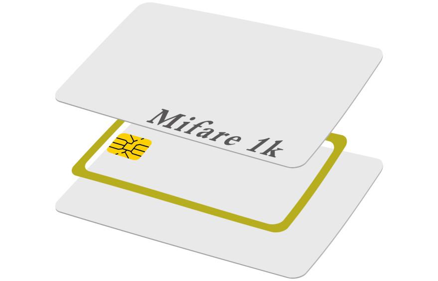 Thẻ Mifare 1K