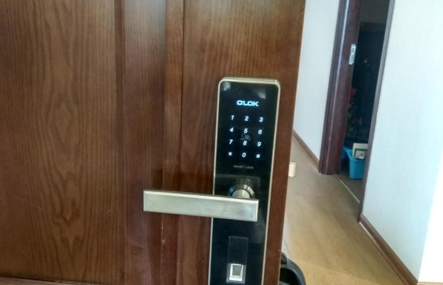 Khóa O'Lok H3900 đa tính năng mở cửa